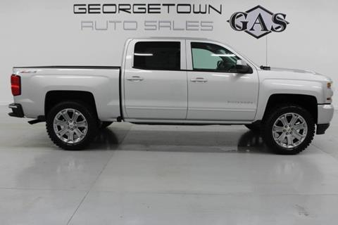 2016 Chevrolet Silverado 1500 for sale in Georgetown, SC