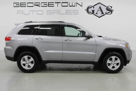 2016 Jeep Grand Cherokee for sale in Georgetown, SC