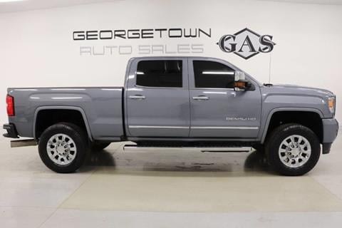 2016 GMC Sierra 2500HD for sale in Georgetown, SC