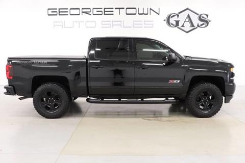 2017 Chevrolet Silverado 1500 for sale in Georgetown, SC