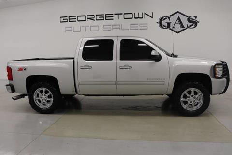 2011 Chevrolet Silverado 1500 for sale in Georgetown, SC
