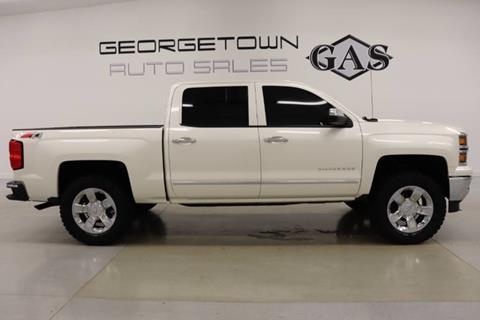 2014 Chevrolet Silverado 1500 for sale in Georgetown, SC