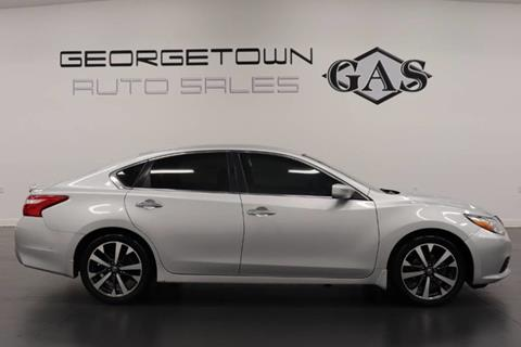 2016 Nissan Altima for sale in Georgetown, SC