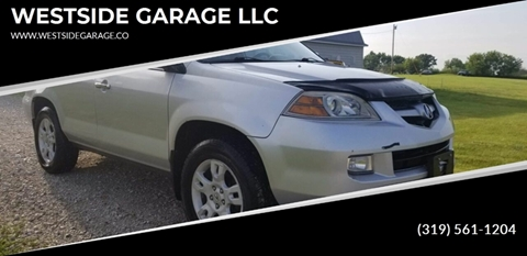 2005 Acura MDX for sale in Donnellson, IA