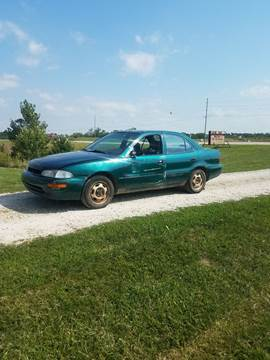 1996 GEO Prizm for sale in Donnellson, IA