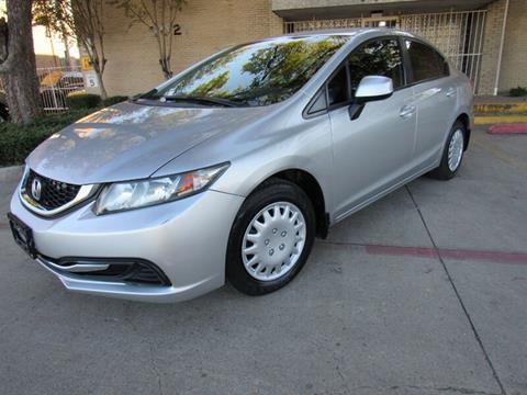 2013 Honda Civic for sale in Dallas, TX