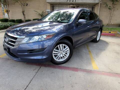 2012 Honda Crosstour for sale in Dallas, TX