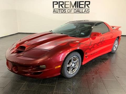 1998 Pontiac Firebird for sale in Addison, TX
