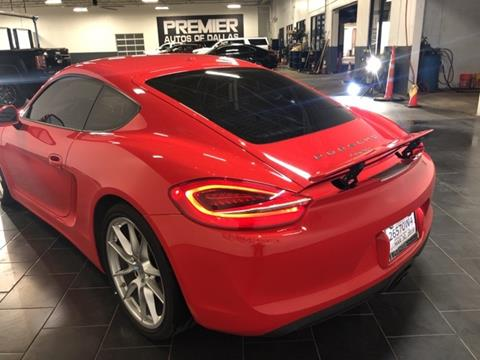2015 Porsche Cayman