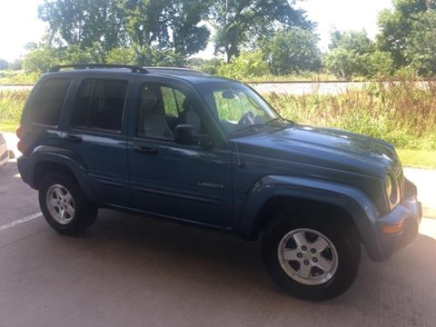 2004 Jeep Liberty for sale in Addison, TX