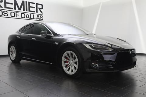 2016 Tesla Model S for sale in Addison, TX