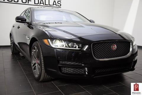 2017 Jaguar XE for sale in Addison, TX