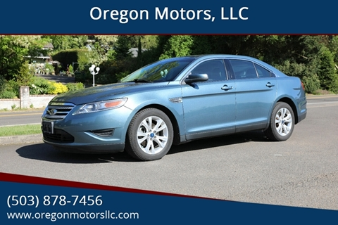 2010 Ford Taurus for sale in Portland, OR