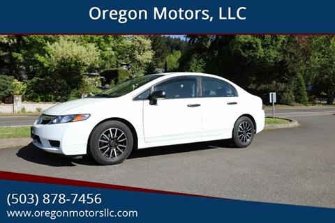 2010 Honda Civic for sale in Portland, OR