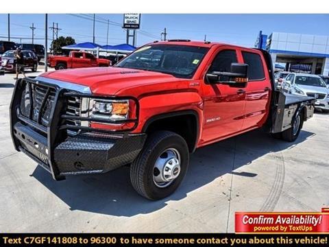 2016 GMC Sierra 3500HD for sale in Levelland, TX