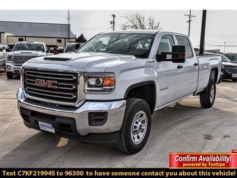 2019 GMC Sierra 3500HD for sale in Levelland, TX