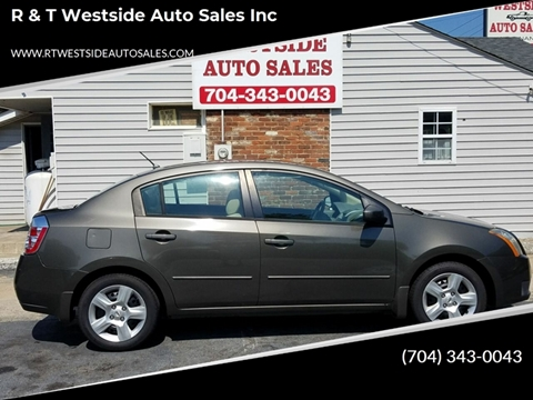 2007 Nissan Sentra for sale in Charlotte, NC
