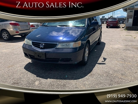 2003 Honda Odyssey for sale in Rocky Mount, NC