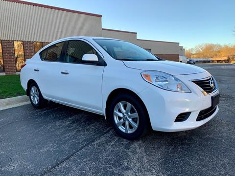 2014 Nissan Versa for sale in Rolling Meadows, IL