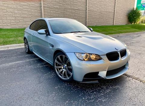 2009 BMW M3 for sale at EMH Motors in Rolling Meadows IL