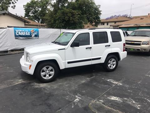 2012 Jeep Liberty for sale in Bellflower, CA