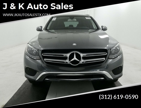2016 Mercedes-Benz GLC for sale in Grand Prairie, TX