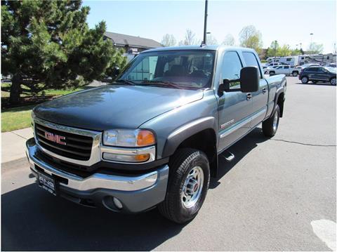 2006 GMC Sierra 2500HD for sale in Bend, OR