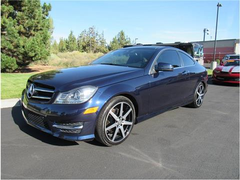 2015 Mercedes-Benz C-Class for sale in Bend, OR