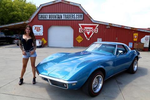 Smoky Mountain Chevrolet >> 1968 Chevrolet Corvette For Sale In Lenoir City Tn