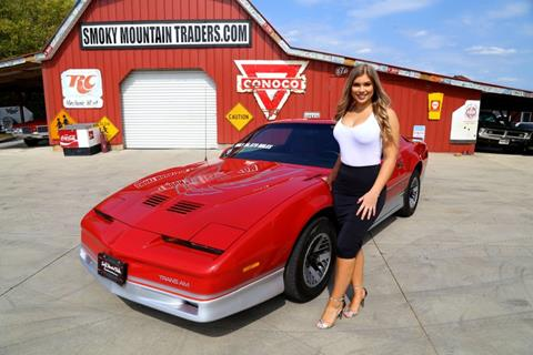1985 Pontiac Firebird for sale in Lenoir City, TN
