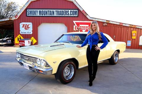 Smoky Mountain Chevrolet >> 1966 Chevrolet Malibu For Sale In Lenoir City Tn