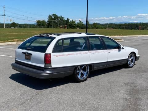1992 Oldsmobile Custom Cruiser