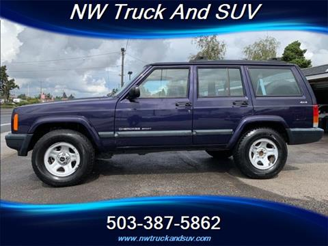 1999 Jeep Cherokee for sale in Portland, OR