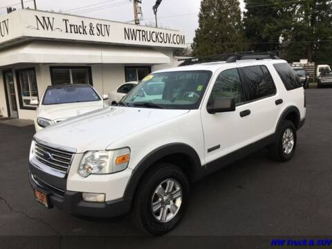 2006 Ford Explorer for sale in Milwaukie, OR