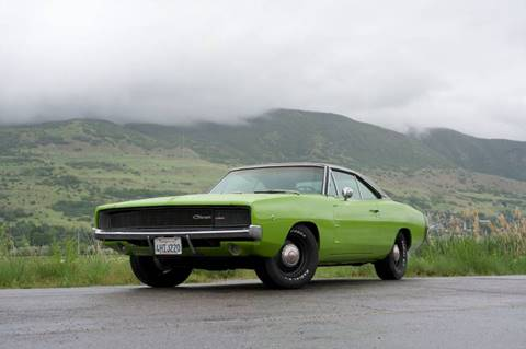 1968 Dodge Charger for sale in Farmington, UT