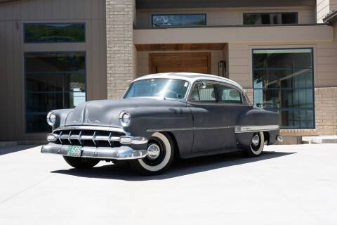 1954 Chevrolet Bel Air for sale at Enswell Speed & Fab in Farmington UT