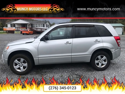 2006 Suzuki Grand Vitara for sale in Bluefield, VA