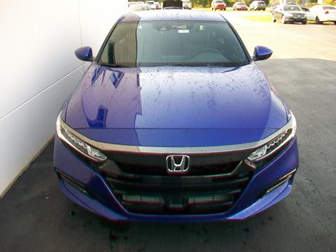2018 Honda Accord for sale in Springfield, MI