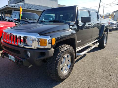 2009 HUMMER H3T for sale in Kennewick, WA