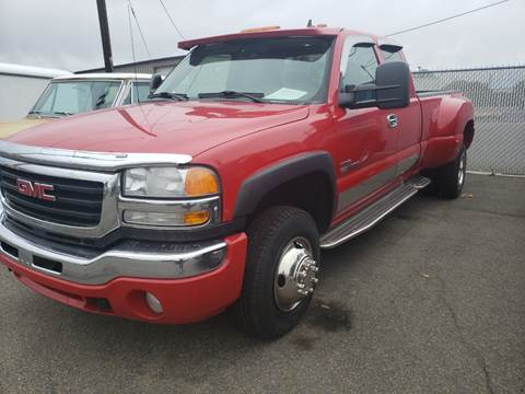 2007 GMC Sierra 3500 Classic for sale in Kennewick, WA