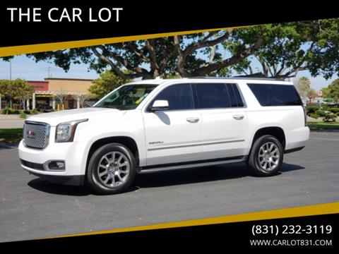 2016 GMC Yukon XL for sale in Salinas, CA