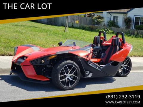 2016 Polaris Slingshot for sale in Salinas, CA