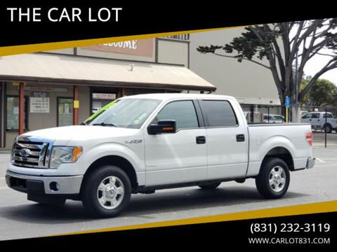 2013 Ford F-150 for sale in Salinas, CA