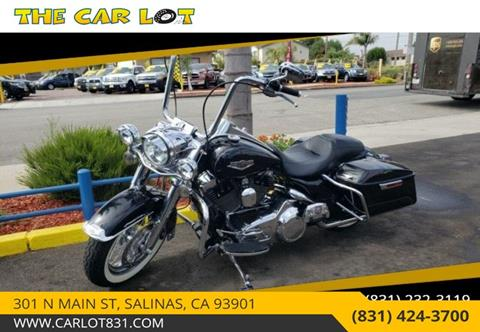 2016 Harley-Davidson Road King for sale in Salinas, CA
