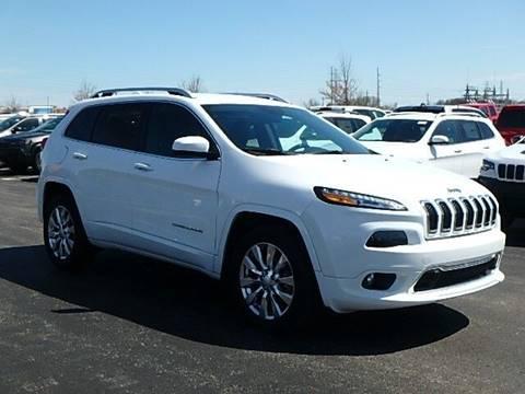 2018 Jeep Cherokee for sale in Saginaw, MI