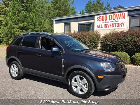 2015 Chevrolet Captiva Sport Fleet for sale in Lexington, SC