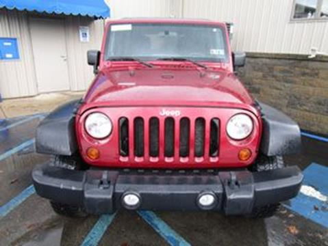 2011 Jeep Wrangler Unlimited for sale in Mount Pleasant, PA