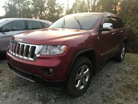 2012 Jeep Grand Cherokee for sale in Mount Pleasant, PA