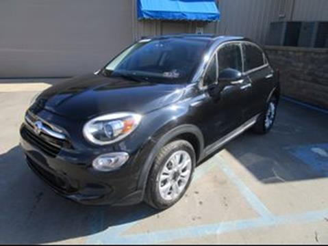 2016 FIAT 500X for sale in Mount Pleasant, PA