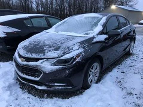 2016 Chevrolet Cruze for sale in Mount Pleasant, PA